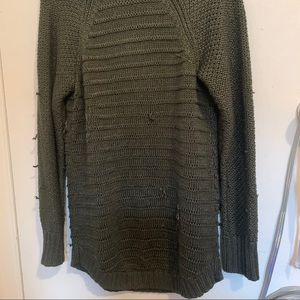 Calvin Klein Jeans Ripped Sweater